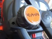 77700-01540 Kubota Steering Wheel Spinner