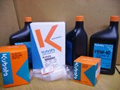 BX1500FPO Kubota BX1500 Filter Pack with Engine Oil