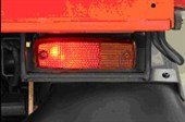 V4227 Kubota RTV Tail Lamp Guard