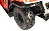 K7561-19313 Heavy-duty Work Site Tire and Rim 25x10-12 for Kubota RTV