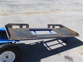 MUP Skid Steer Quick Attach Plate