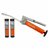 77700-03644 Mini Lever Action Grease Gun w/3oz Tubes