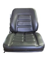 SY1960 Replacement Vinyl Operator's Seat - Black