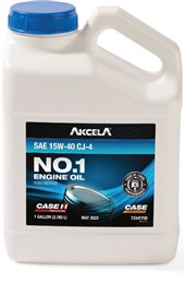73341700 Case No. 1 15W-40 Engine Oil CJ-4 (1 Gallon)