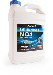 73341701 Case No. 1 15W-40 Engine Oil CJ-4 (2.5 Gallon)