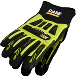 BCC6100L Case Construction High-Visibility Impact Gloves (Large)