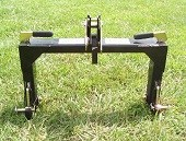 QH15-01 Land Pride Category 1, 3-point Quick Hitch with Floating Top Link
