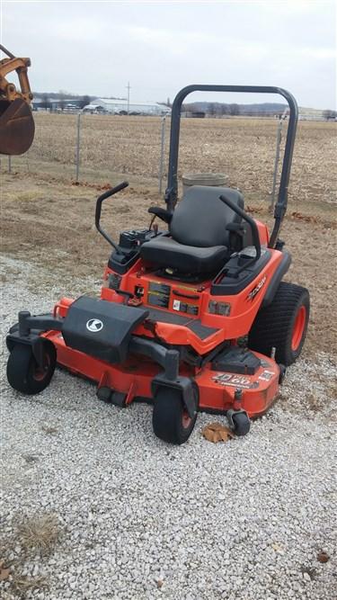 Buy Used Kubota Zd326s 60 Coleman Equipment