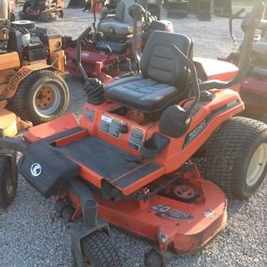 Used Kubota ZD21 Diesel Zero Turn Mower