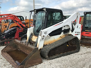 Used Bobcat T770 Compact Track Loader