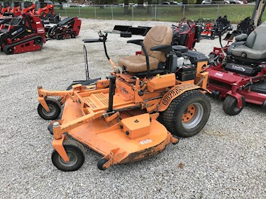 Used Scag Turf Tiger with 72