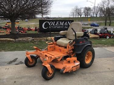 Used Scag ZTR Mower