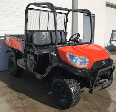 Used, RTV, ATV, Kubota, 4 wheeler, Off road, Utility, Dump bed, Diesel